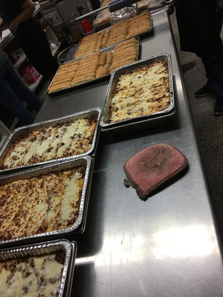 Thanks to everyone at VBC for making this a great meal