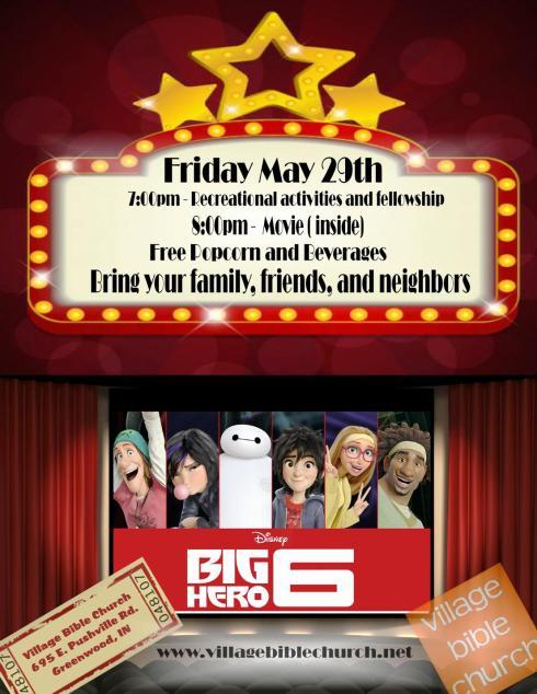 movie night may 29