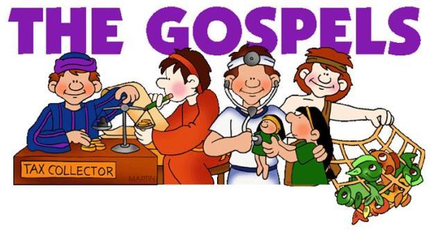 the gospels pic