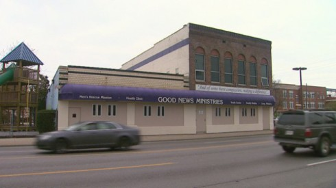 Good news Ministries building